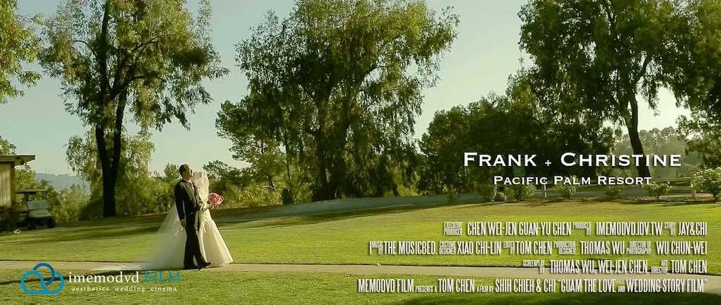 加州海外婚禮-雲朵婚禮錄影