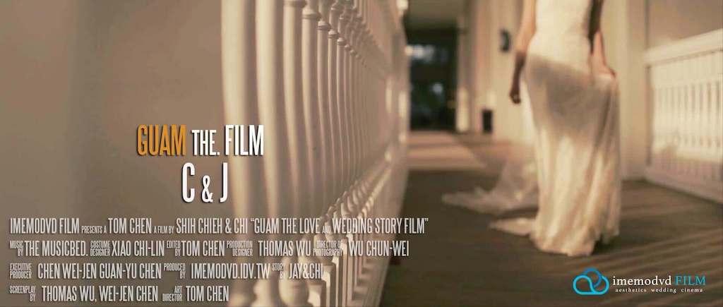 美國關島海外婚禮-雲朵婚禮錄影