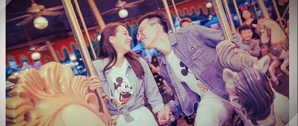 香港迪士尼-結婚-雲朵婚禮錄影