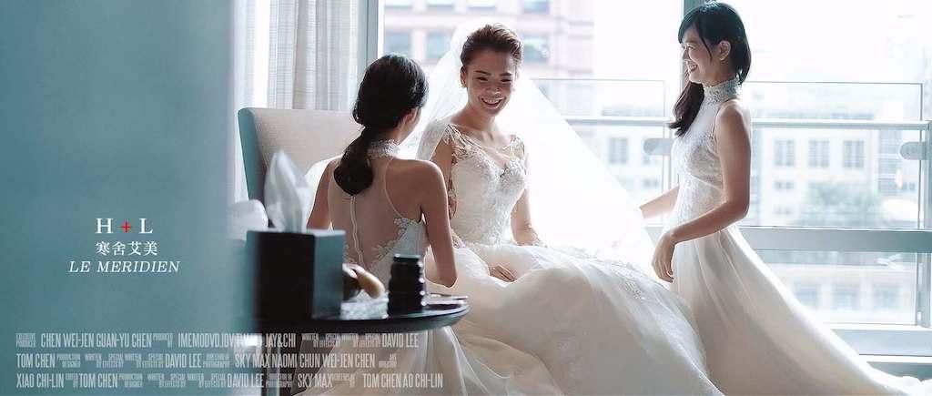 LE-MERIDIEN-TAIPEI-寒舍艾美-結婚-雲朵婚禮錄影
