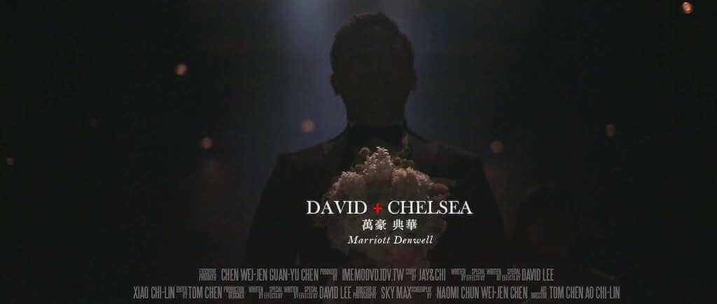 Marriott-萬豪-Denwell-典華-結婚-雲朵婚禮錄影