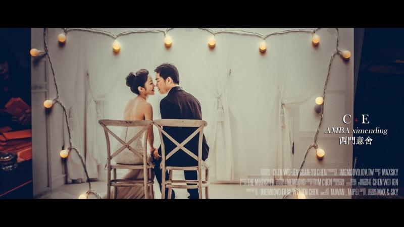 amba-西門町-意舍-結婚-精華版-推薦-雲朵婚禮錄影