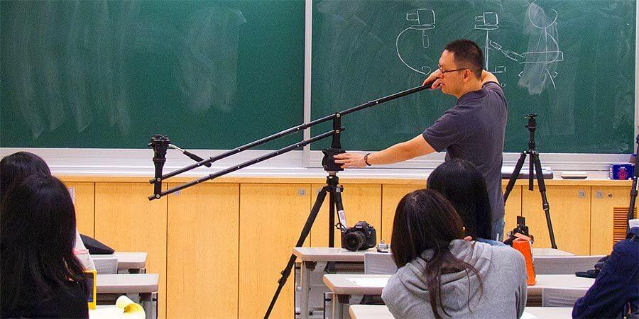 台灣大學動態錄影課程-雲朵婚禮錄影