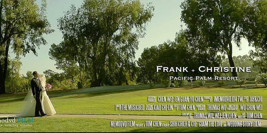 美國加州海外婚禮-雲朵婚禮錄影