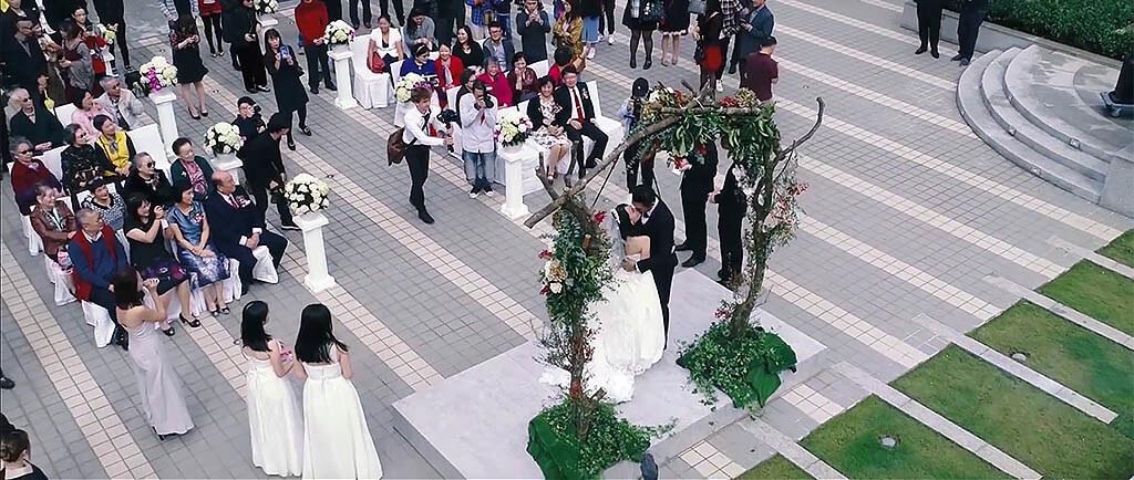 北投亞太飯店婚宴-雲朵婚禮錄影