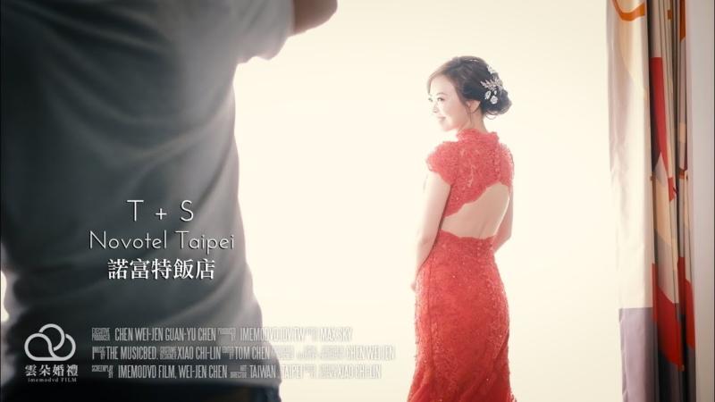 日系美女新娘 用心注重細節的精緻婚禮 T+S 諾富特婚宴