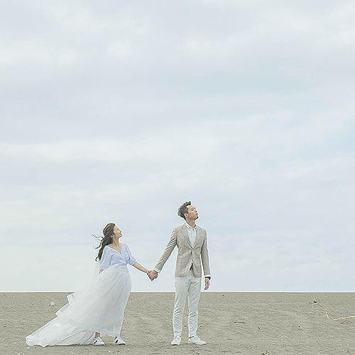 輕婚紗旅拍-雲朵婚禮錄影