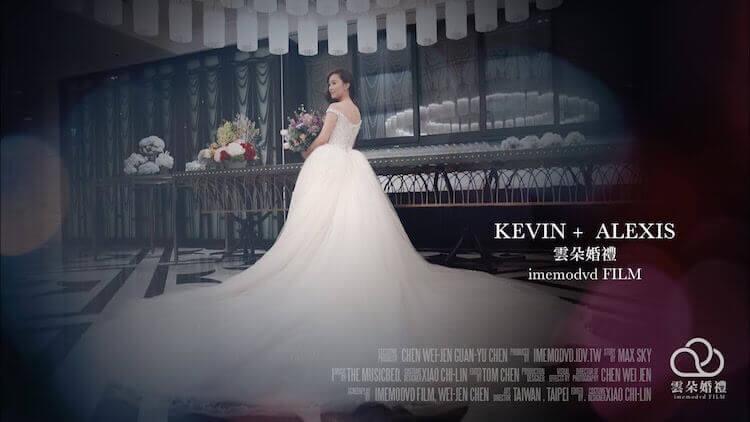 K + A 文華東方婚禮錄影MV - 雲朵婚禮|質感系婚錄 2019 1