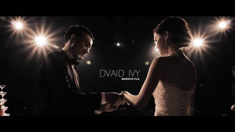 D+I 維多麗亞酒店大宴會廳 – 雲朵婚禮錄影|質感系台北婚錄 1
