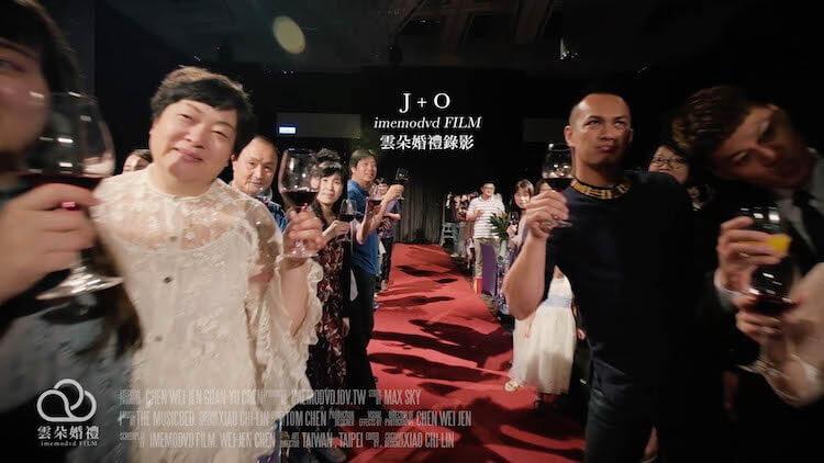 J + O 台北W Hotel 婚宴假人挑戰-雲朵婚禮錄影|質感系台北婚錄 2019 3