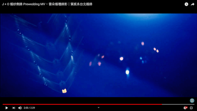 101大樓水中倒影