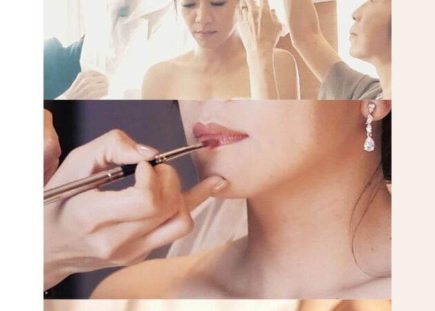 新娘化妝蓋頭紗