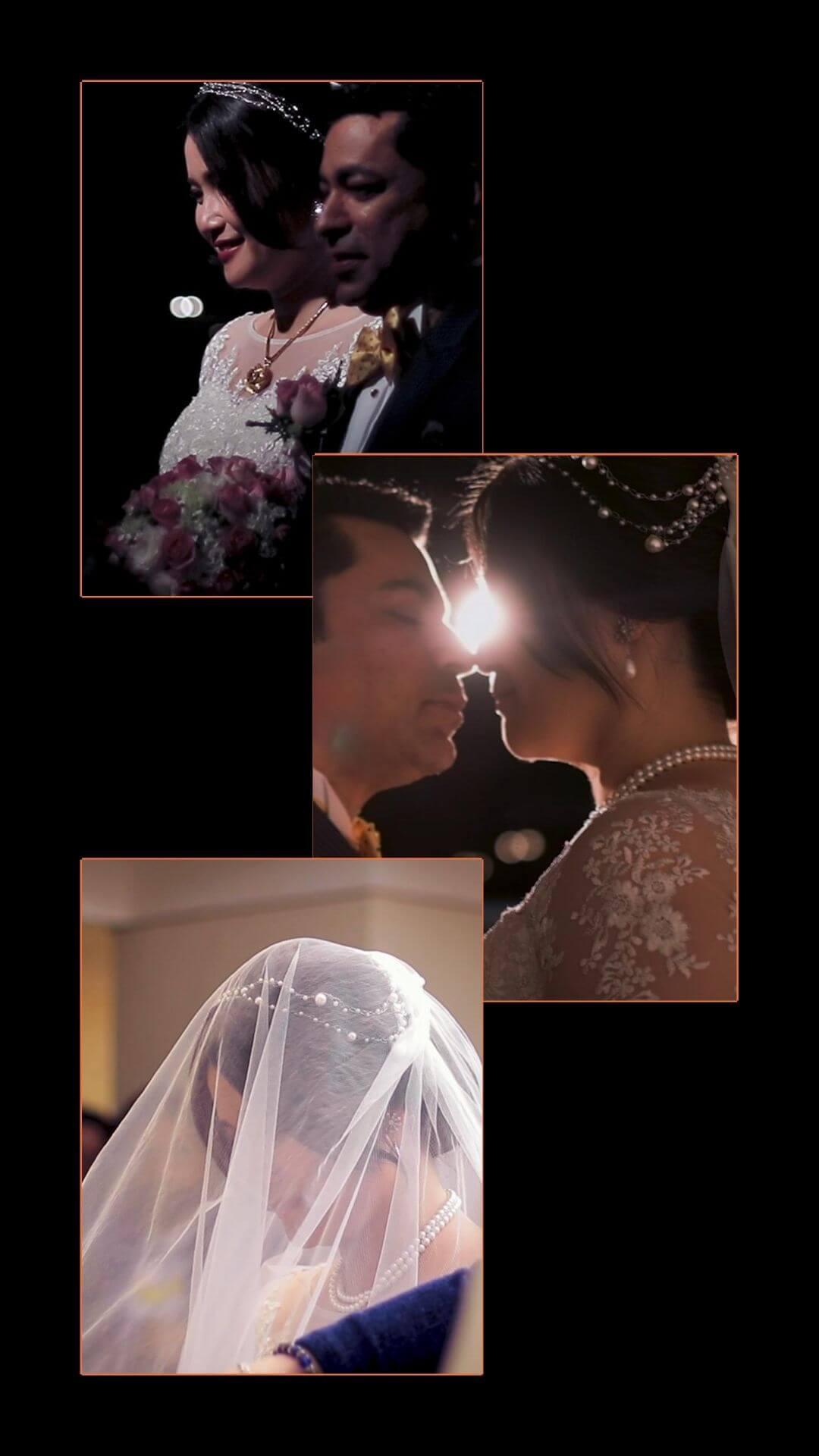 新人接吻晶華酒店宴會廳